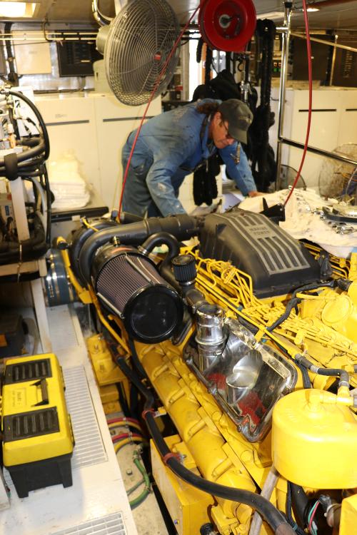 port charlotte marine diesel repair service